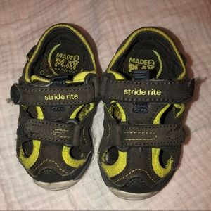 Stride Rite Baby Sandals Size 4